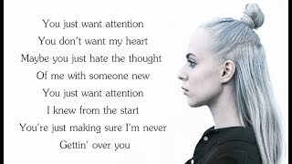 ATTENTION - Charlie Puth - Madilyn Bailey, Mario Jose, KHS COVER (Lyrics)