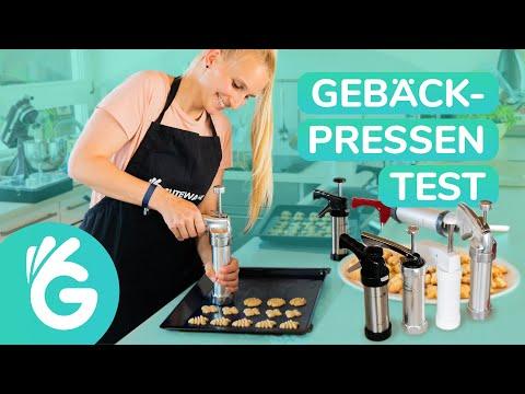 Gebäckpresse Test – Die besten Gebäckspritzen für Spritzgebäck