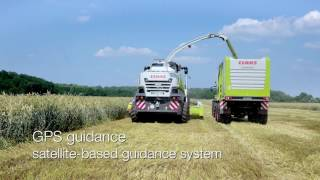 4WD Forage Harvesters Claas Jaguar 980