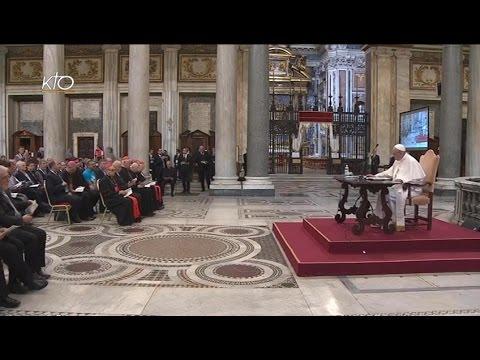 Jubilé des prêtres : 2ème réflexion du pape François