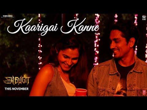 Kaarigai Kanne Video Song | Aval | Siddharth, Andrea Jeremiah, Atul Kulkarni  downoad full Hd Video