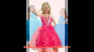 Pageant Dresses Milton Florida
