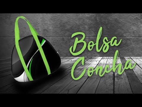 Bolsa Concha Fitness sem Bolso Personalizada para Brinde Corporativo