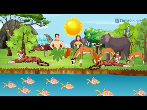 Adam & Eve | Bible Stories