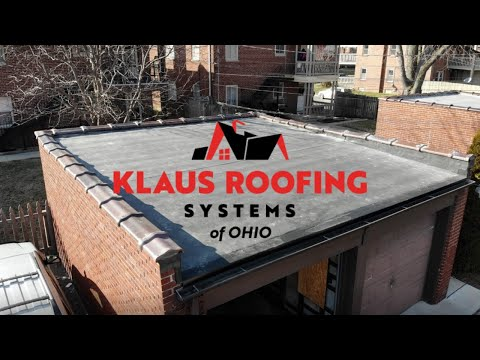 Rubber Roof Replacement in Columbus, OH