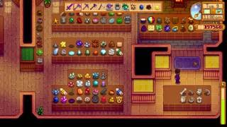 Stardew Valley Museum Trophy