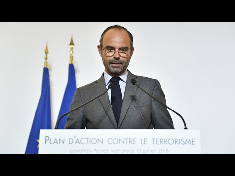 New France anti-terror measures ''are a response to failings in recent years''