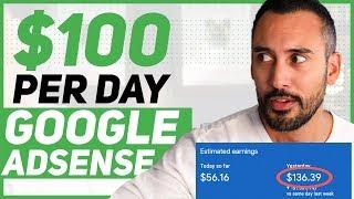 How to Make $100 Per Day Google Adsense (The RPP Method)