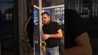 """3 Daqat"" By Abu Ft. Yousra Saxophone Cover"