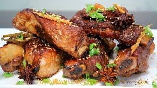 Вкуснейшие СВИНЫЕ РЕБРЫШКИ новый ВКУСНЫЙ МАРИНАД в АЗИАТСКОМ стиле / Asian-Style Ribs recipe