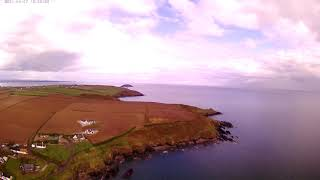 Garryvoe with Mini Talon FPV ,Ballycotton...