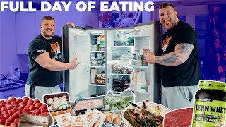 FULL DAY OF EATING! - STOLTMAN BROTHERS   20,000 Calories