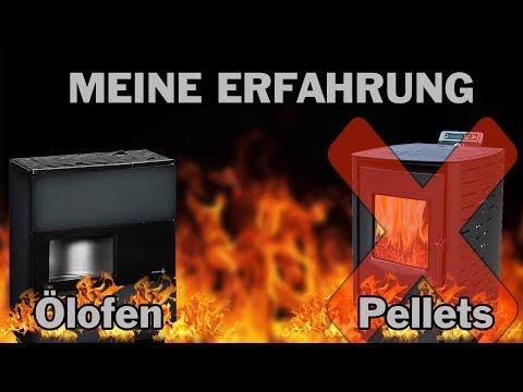 """✅ PELLETOFEN VS  ÖLOFEN  """"DER FACKELTE MIR FAST DIE BUDE AB """""""
