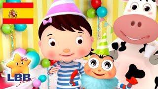 Canciones para Niños | Cancion de cumpleaños | Canciones Infantiles | Little Baby Bum Júnior