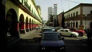 preview picture of video 'toluca recorrido por la ciudad en el tranvia turistico'