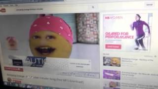 annoying orange kitchen intruder speed up