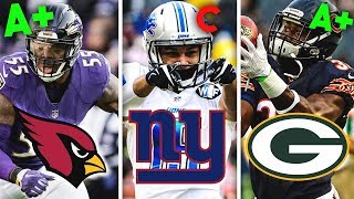 Grading the NFL's 20 BIGGEST Free Agent Signings of 2019