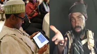 Innalillahi wa inna ilaihi raji'un. Shugaban Boko Haram ya bada wata sanarwa akan Buhari