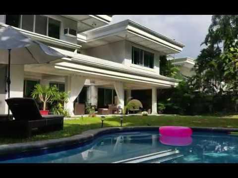 Manila Makati House For Sale Dasmarinas Village 4BR 100M DEN
