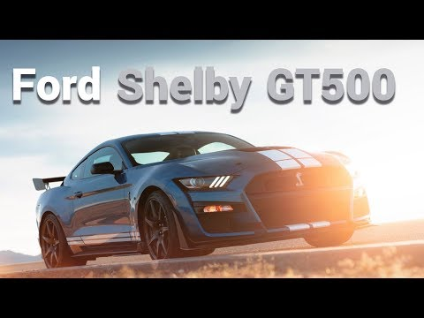 Ford Mustang Shelby GT500 2020, renace una leyenda