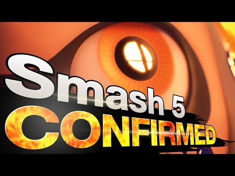 SMASH SWITCH - Reveal Trailer Analysis (NEW CHARACTERS)