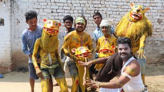 Village tigers   village vinayakudu part-3   my village show comedy