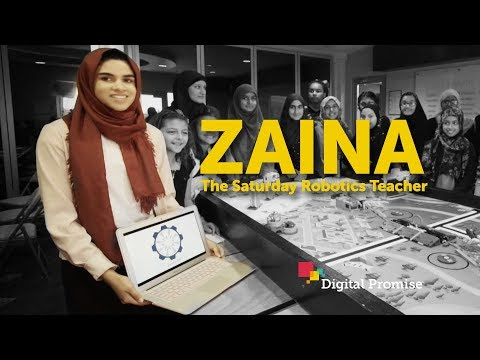 Powerful Learners: Zaina