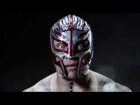 Trailer précommande Rey Mysterio de WWE 2K19