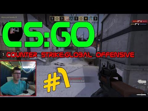 Counter Strike: Global Offensive | #01 | NEJLEPŠÍ STŘELEC! | CZ
