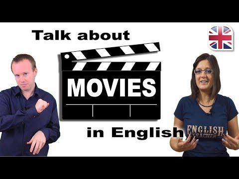 How to Talk About Movies and Films in English