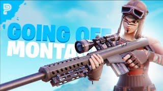 Fortnite Montage   GOING OFF (Lil Skies)