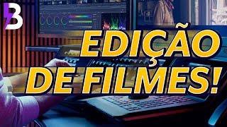 QUANTOS CORTES TEM UM FILME DE CINEMA?