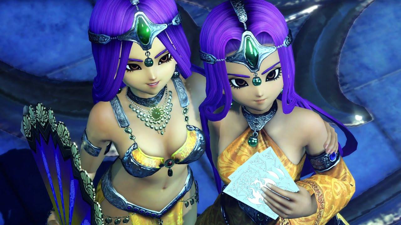 Dragon Quest Heroes II Character: Meena