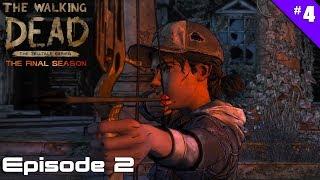 The Walking Dead: The Final Season - Episode 2, Part.4 - L'assaut