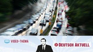 Verkehrskonzepte von morgen | Deutsch lernen mit Videos