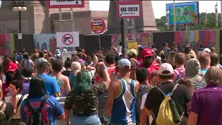 Leaders Promise 'robust' Security As Crowds Head To Lollapalooza