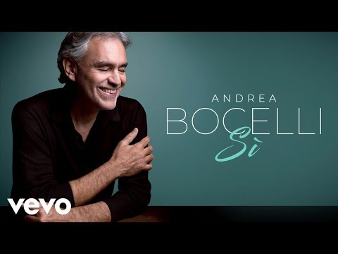 Andrea Bocelli Amo Soltanto Te Audio Ft Ed Sheeran
