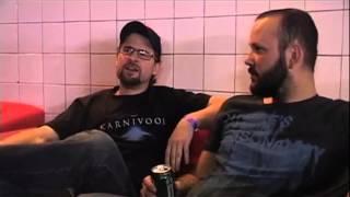 Atari Terror - křest CD - rozhovor (listopad 2011)