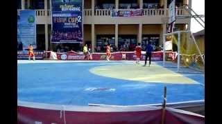preview picture of video 'kemenangan si ORANGE FAI UNIKARTA TENGGARONG'