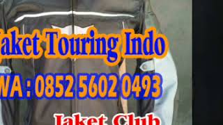 jaket bikers Touring Full Safety Protector
