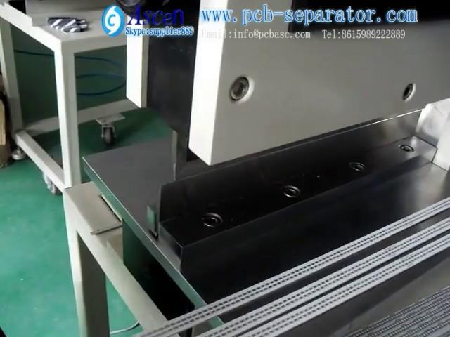 Nutzentrennmaschine/Nutzentrenner ASCEN-620 NSL zum Trennen von Aluminium Leiterplatten/FR4