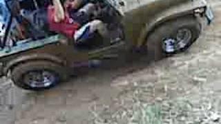 preview picture of video 'suzuki lj80 el mandril toa alta puerto rico 1'