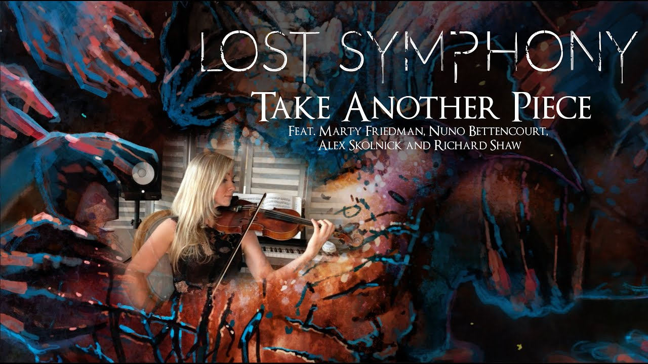LOST SYMPHONY - Take another piece