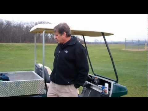 What's in a Superintendent's Cart