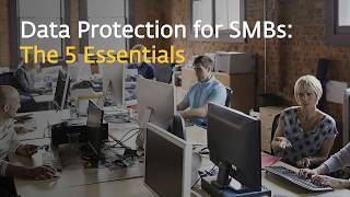 Data Protection for SMBs
