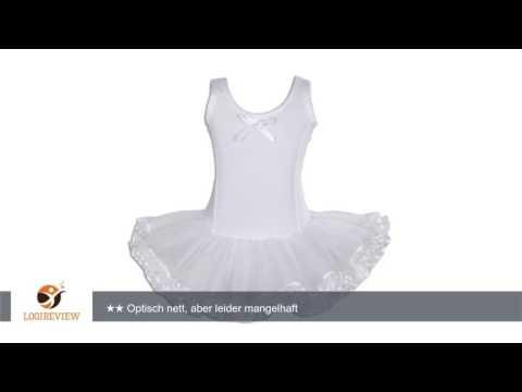 Cinda Tutu / Ballettkleid | Erfahrungsbericht/Review/Test