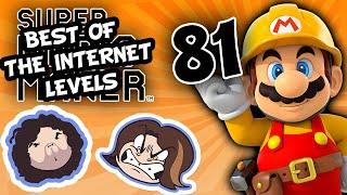 Super Mario Maker: Brutal Misery - PART 81 - Game Grumps