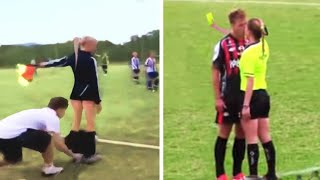 25 WEIRDEST AND FUNNIEST REFEREE SITUATIONS IN SPORTS