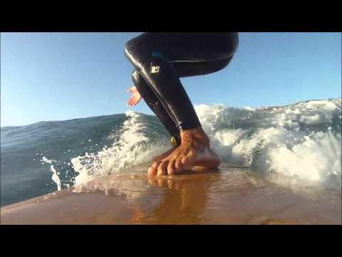 alaia surfing video