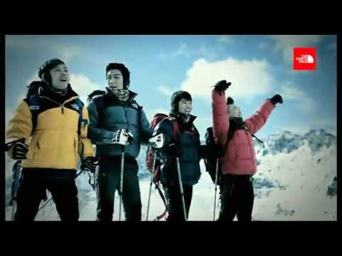 BIGBANG - THE NORTH FACE